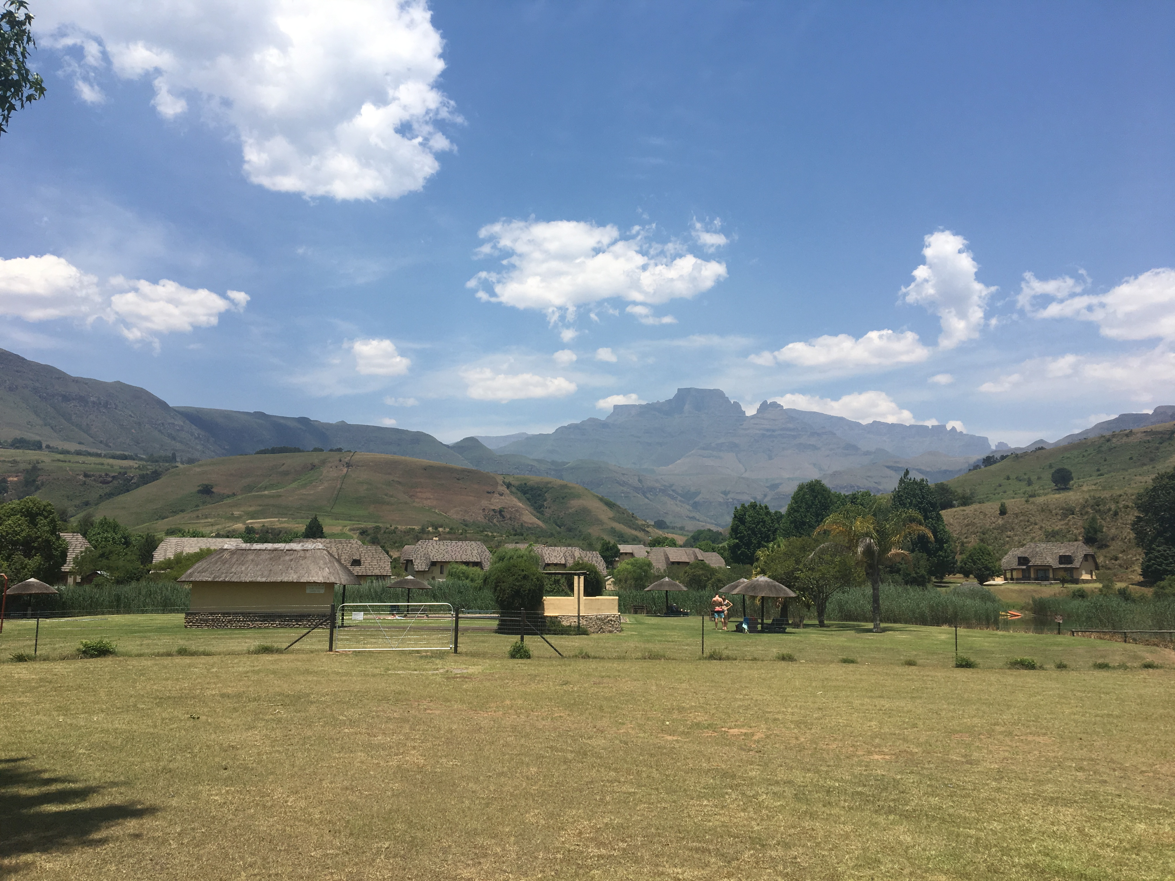 self catering accommodation Central Drakensberg